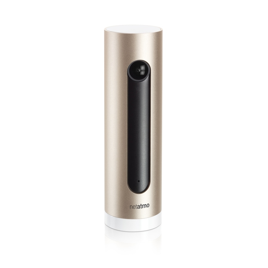 Netatmo Welcome Digital Wi-Fi Indoor Security Camera Night Vision