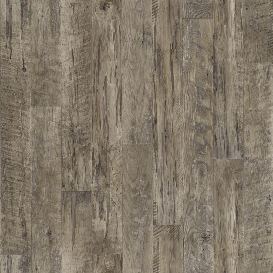 STAINMASTER 12-ft W Carbon Wood Low-Gloss Finish Sheet Vinyl