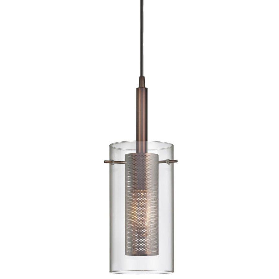 Shop Dainolite Lighting 6 In Oil Rubbed Bronze Industrial