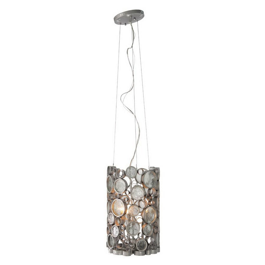 Varaluz Fascination 10-in W Nevada Mini Pendant Light with Shade
