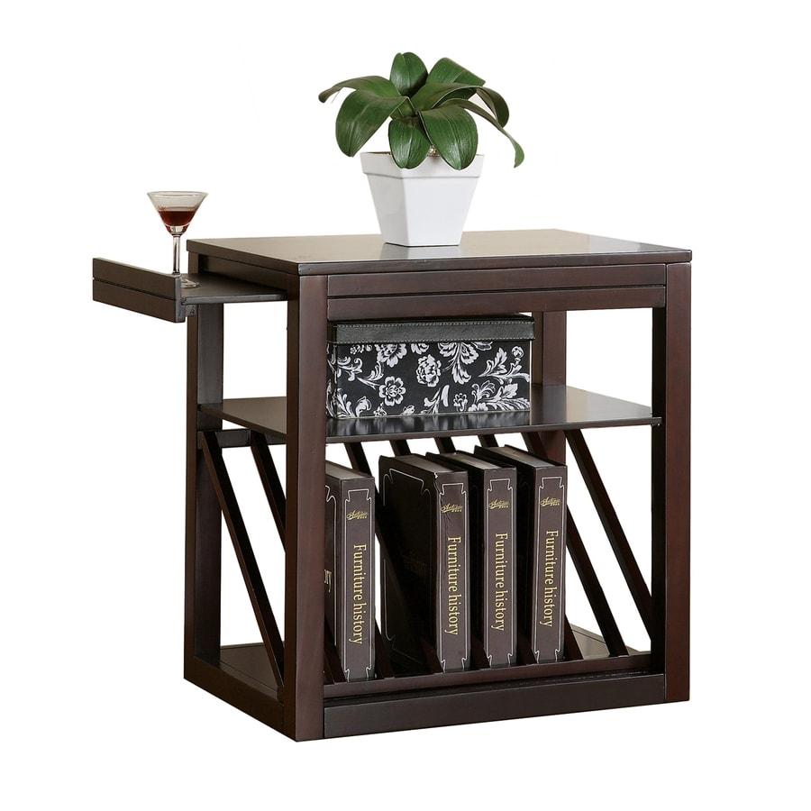 Steve Silver Company Jameson Cherry Rectangular End Table