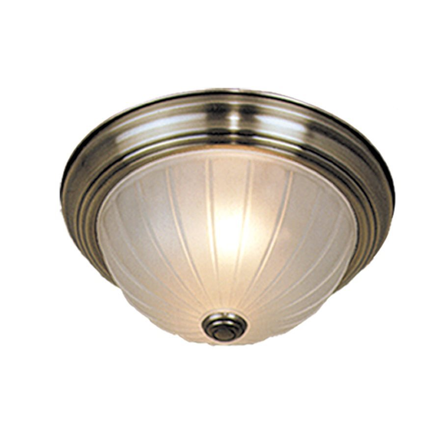 Paint Glass Ceiling Light