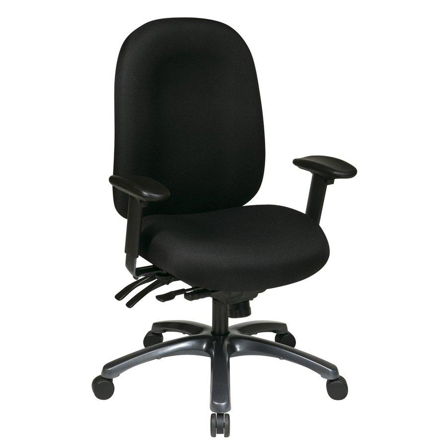 Office Star One Proline II Black Task Office Chair