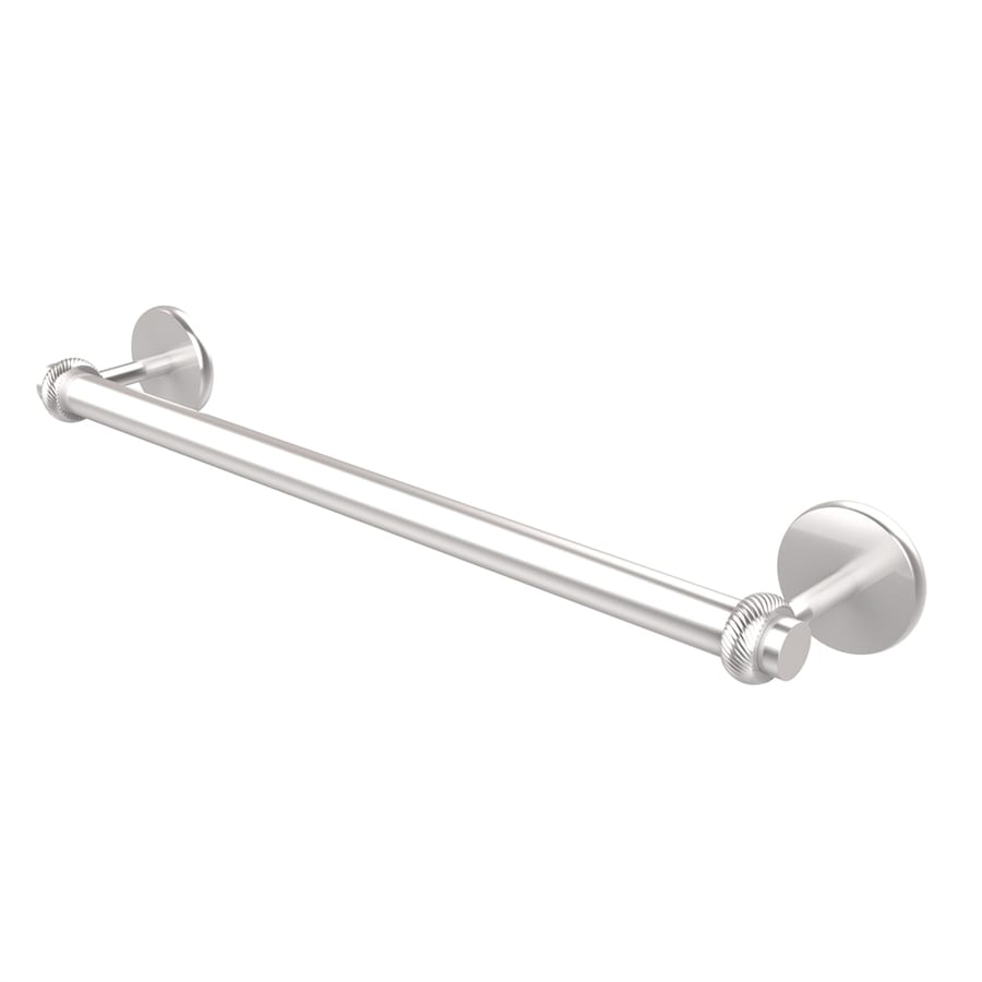Allied Brass Satellite Satin Chrome Single Towel Bar