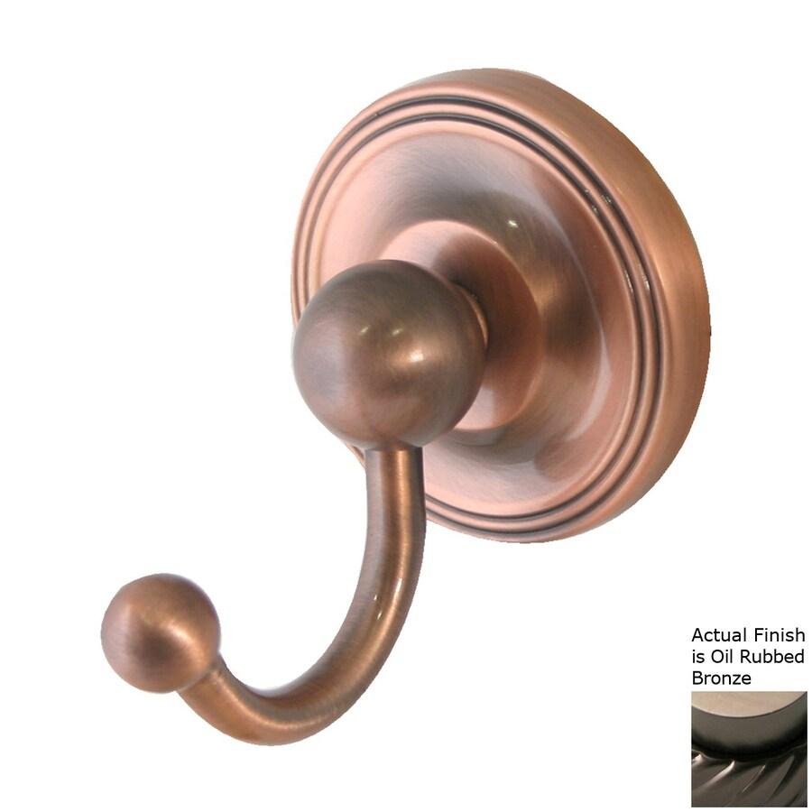 Allied Brass Prestige Regal Oil-Rubbed Bronze Robe Hook