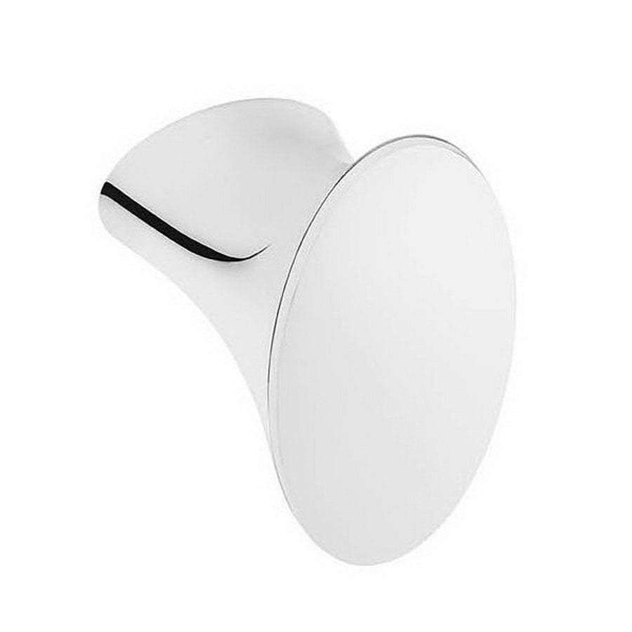 WS Bath Collections Belle Polished Chrome Robe Hook