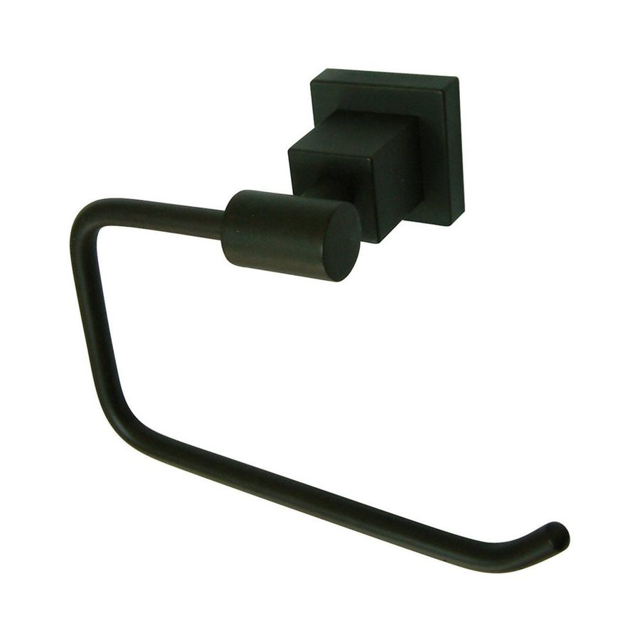 Elements of Design Claremont Oil-Rubbed Bronze Surface Mount Toilet Paper Holder