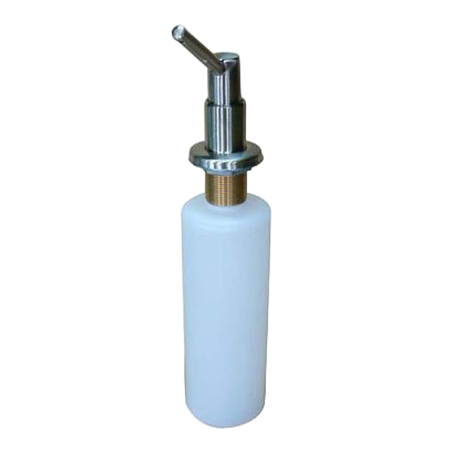 Elements of Design Nickel Soap Dispenser