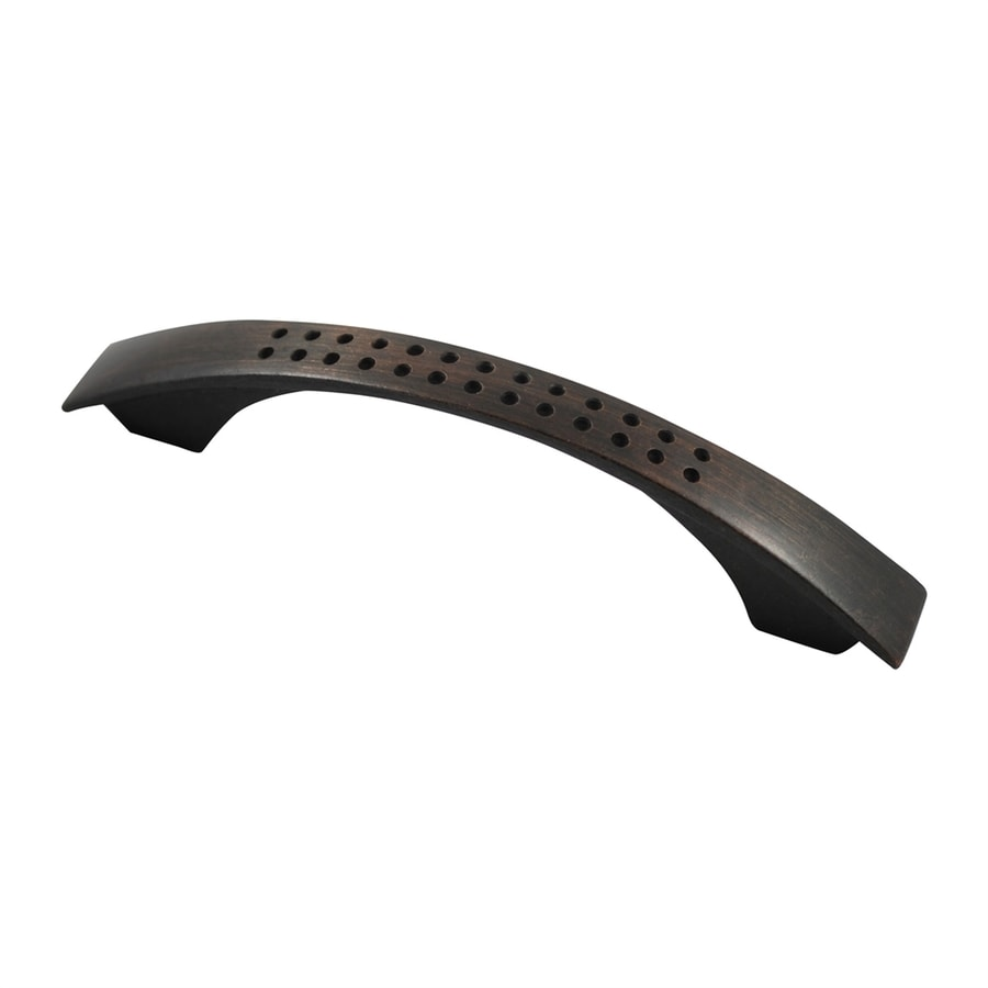 Residential Essentials 3-3/4-in Center-To-Center Venetian Bronze Arched Cabinet Pull