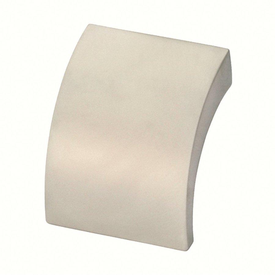 Siro Designs Matte Nickel Milan Novelty Cabinet Pull