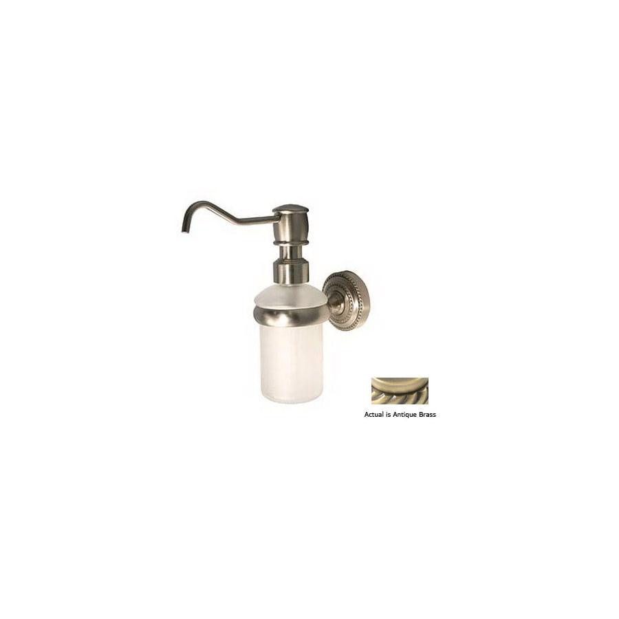 Allied Brass Brass Soap Dispenser
