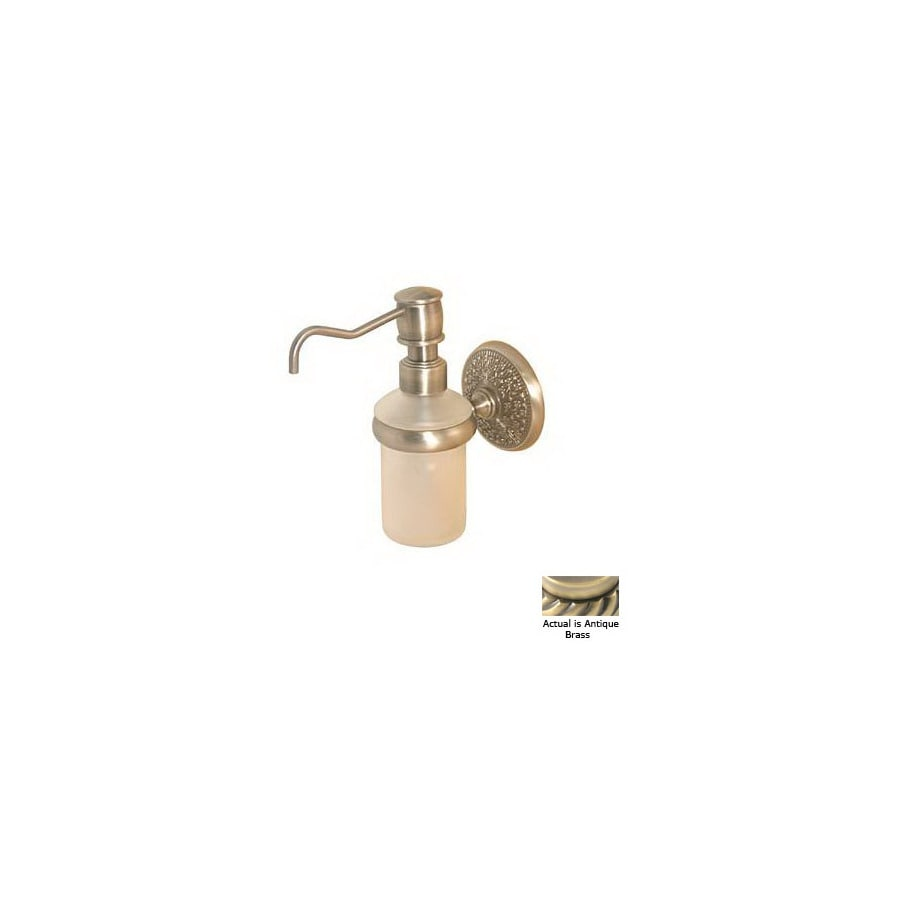 Allied Brass Brass Soap Dispenser or Lotion Dispenser