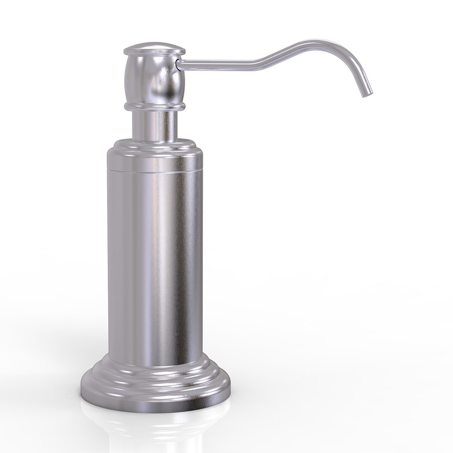 Allied Brass Chrome Soap Dispenser