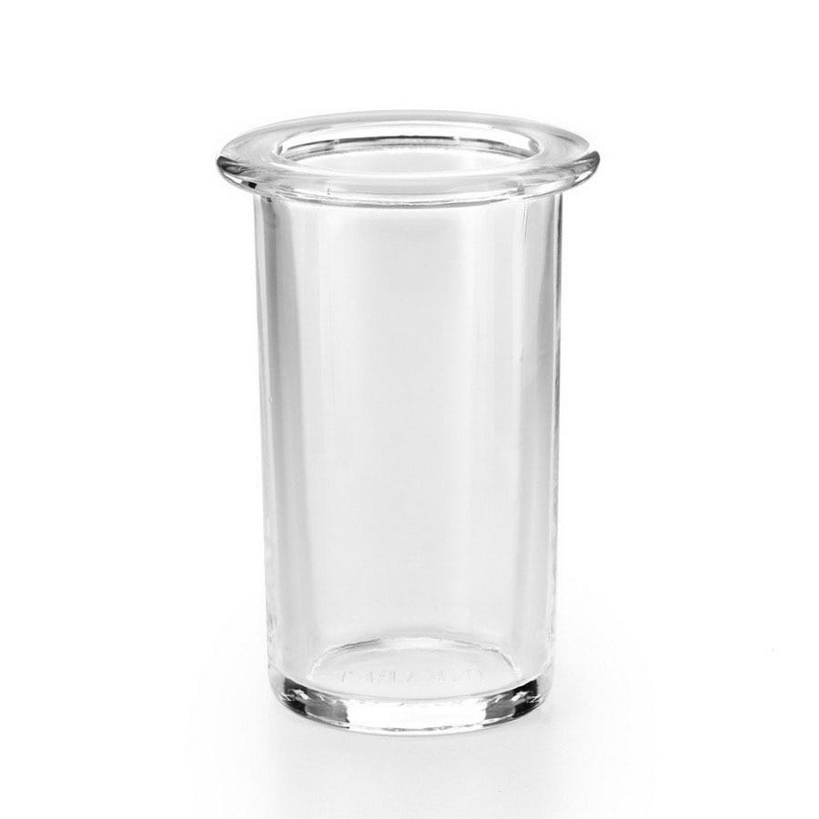 shop ws bath collections complements clear glass tumbler