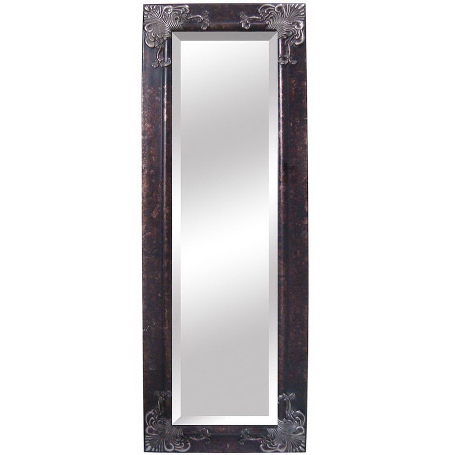 Shop yosemite home decor 24 5 in w x 71 5 in h antique Home interiors mirrors