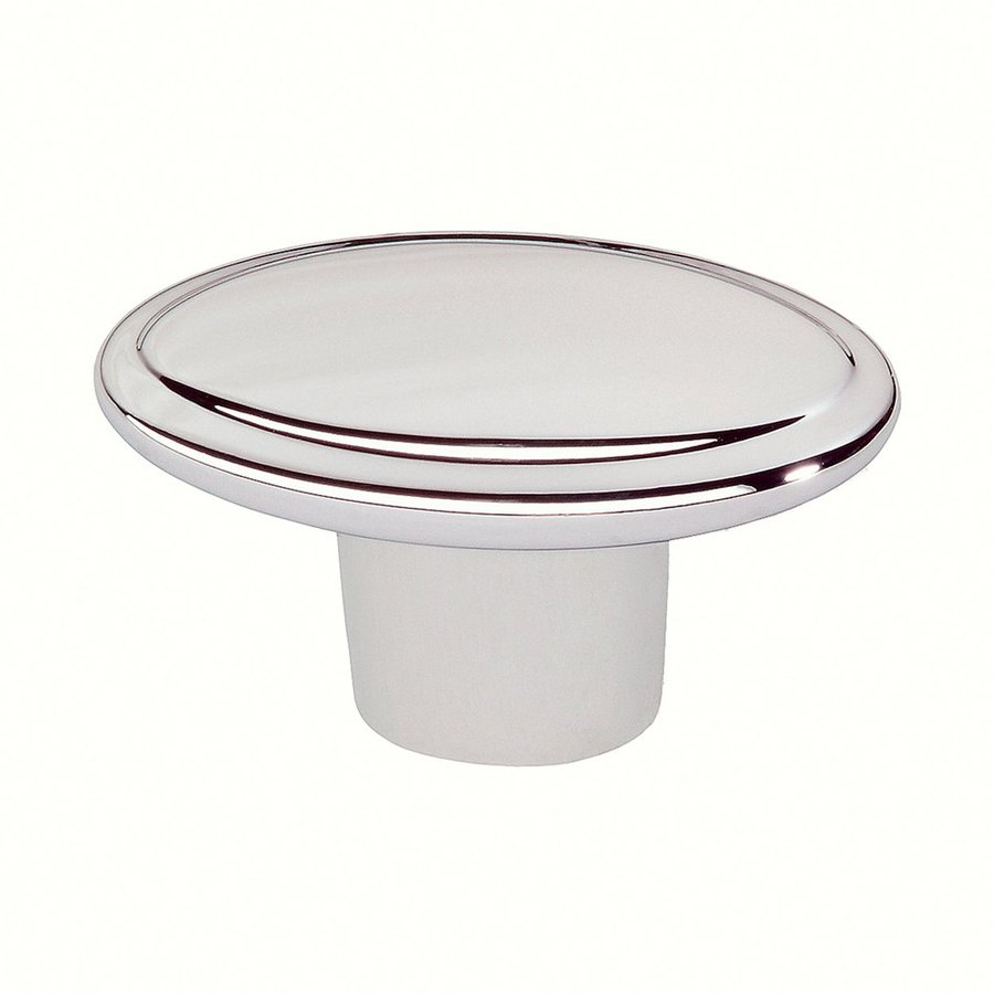 Siro Designs Belle Epoque Bright Chrome Round Cabinet Knob