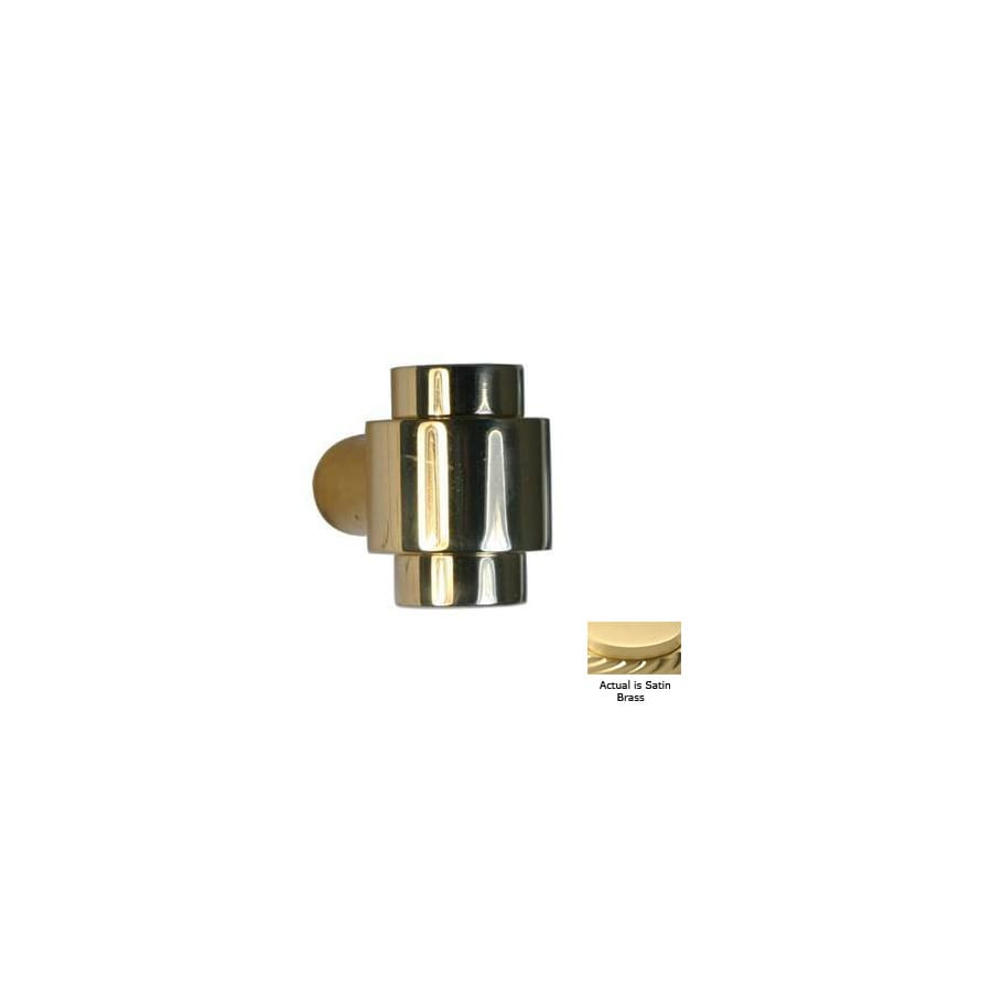 Allied Brass Allied Brass Satin Brass Round Cabinet Knob