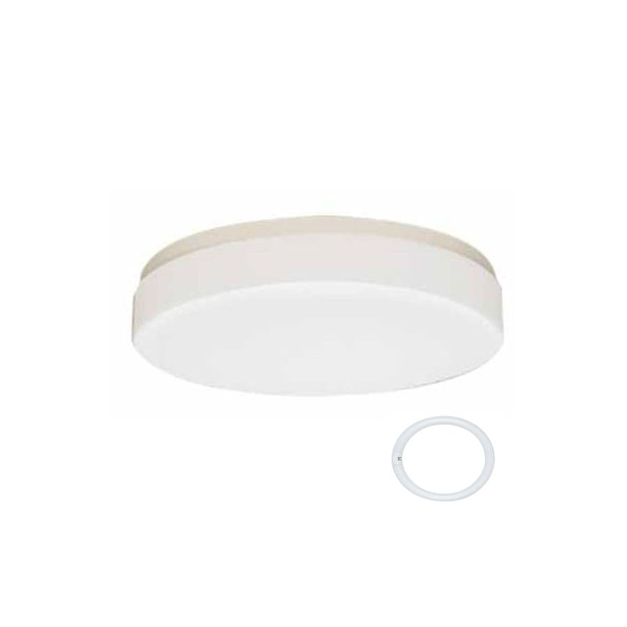 Volume International 11-in W 1-Light White Pocket Hardwired Wall Sconce