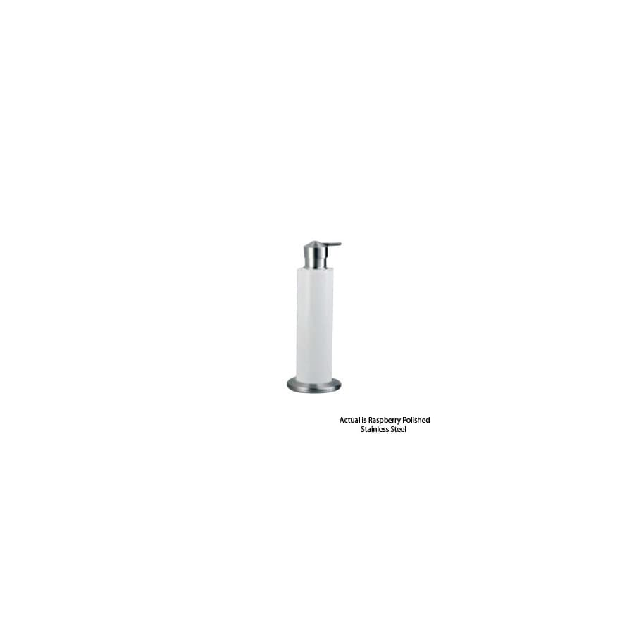 Amba Stainless Steel Soap Dispenser