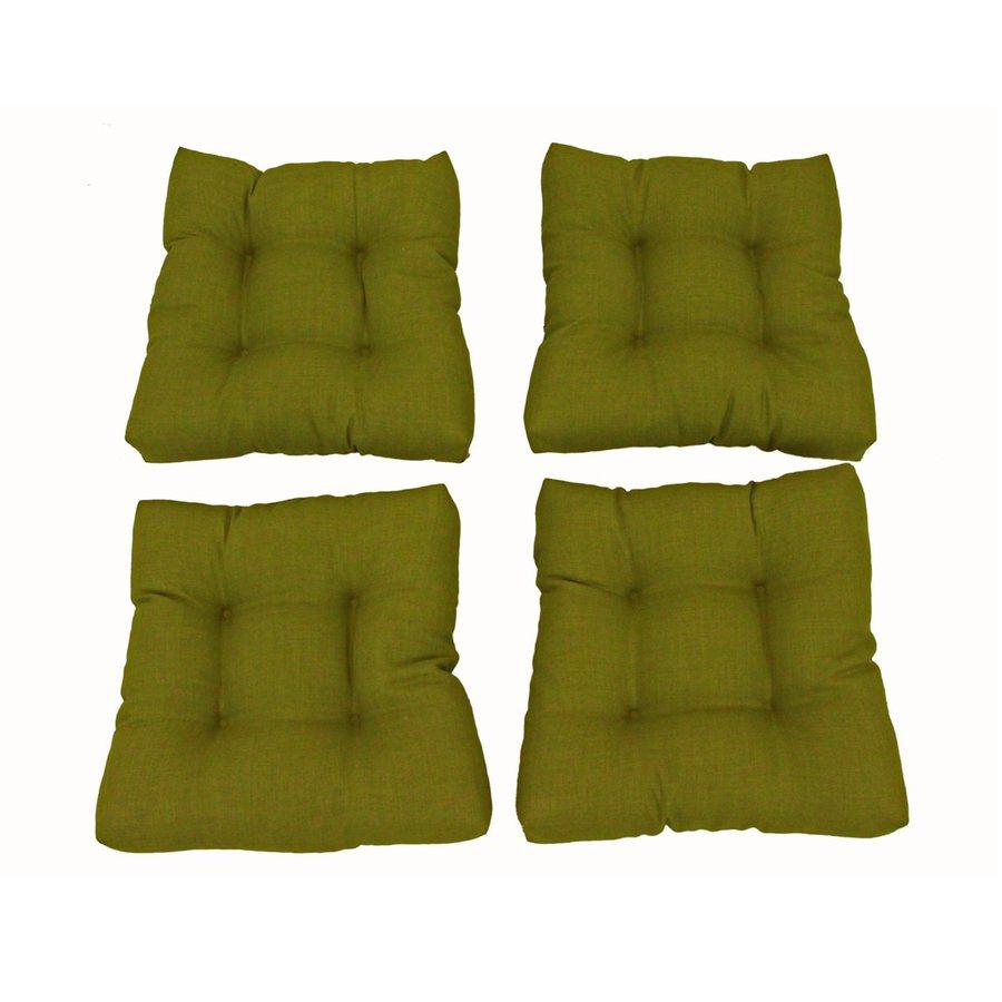 Blazing Needles Avocado Solid Cushion For Universal