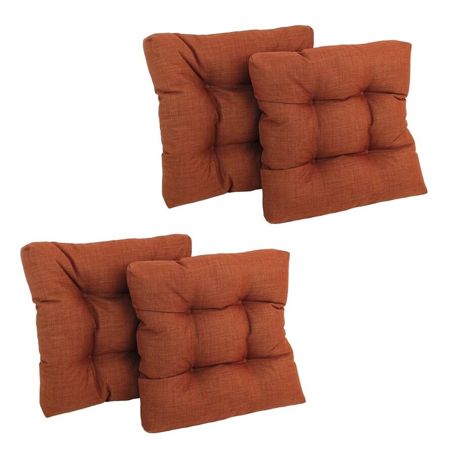 Blazing Needles Cinnamon Solid Cushion For Universal