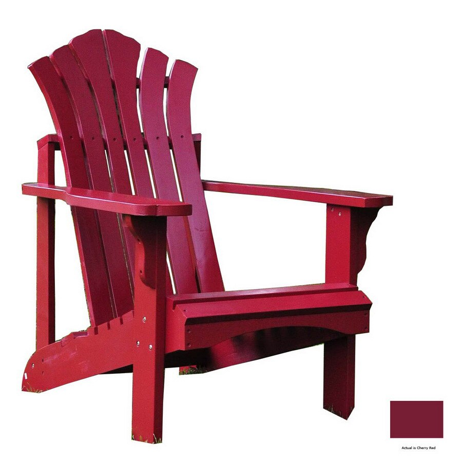 Barbados Cherry Adirondack Chair Stol D 228 Ckstol