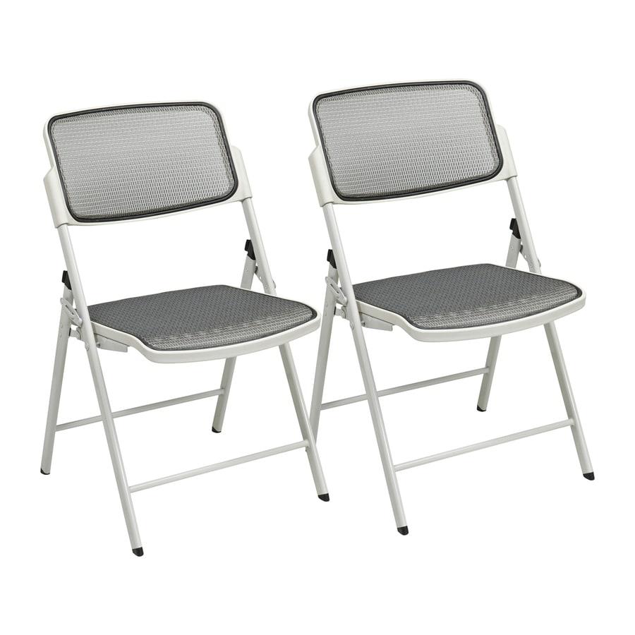 Office Star Set of 2 Standard Folding Chair