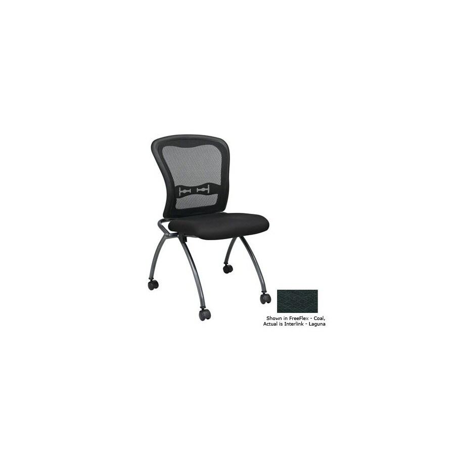 Office Star Set of 2 Proline II Interlink Laguna Task Folding Office Chairs