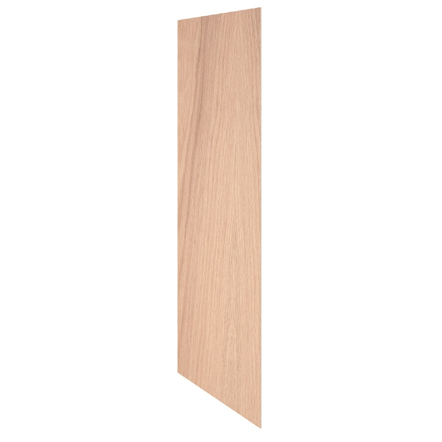 Project Source 23.25-in x 84-in Brown/Tan Cabinet End Panel