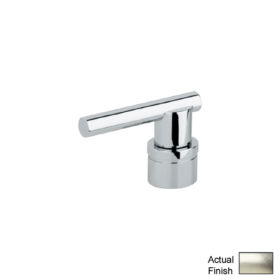 GROHE Brushed Nickel Faucet or Bathtub/Shower Handle