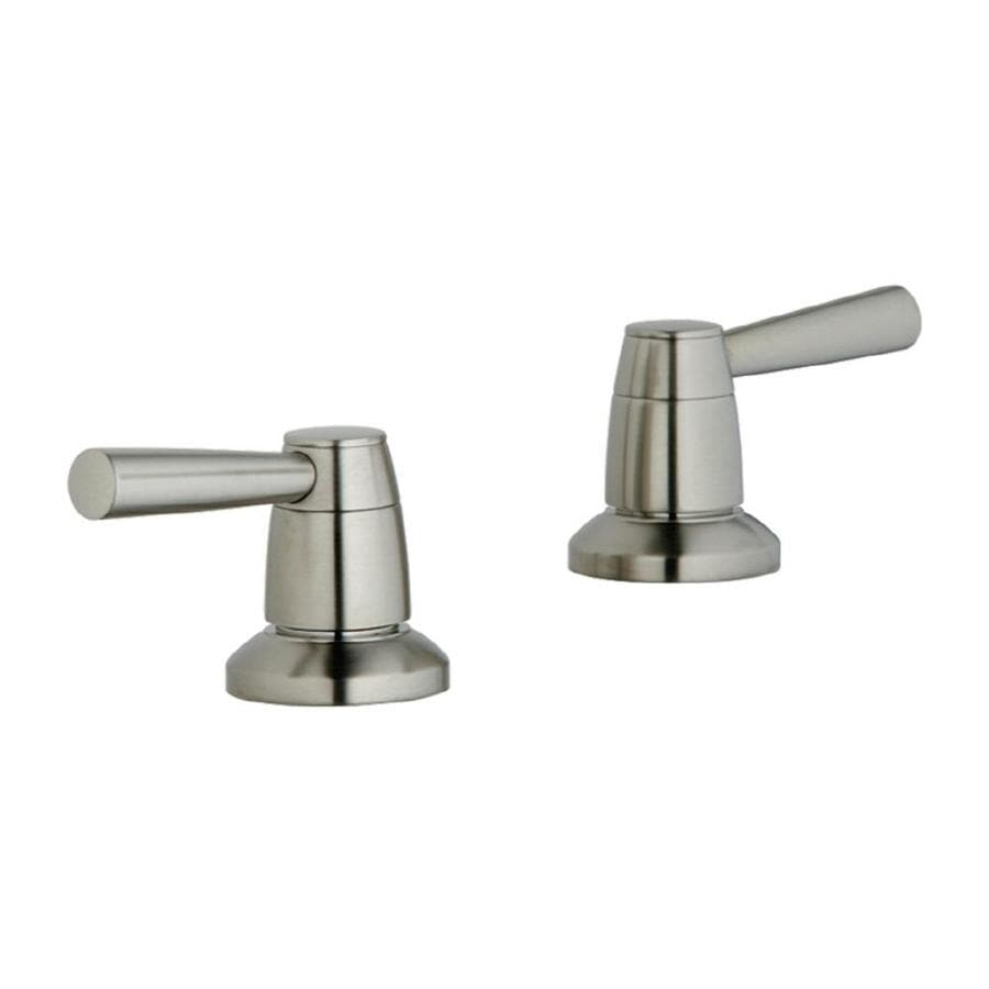 GROHE Nickel Faucet or Bathtub/Shower Handle