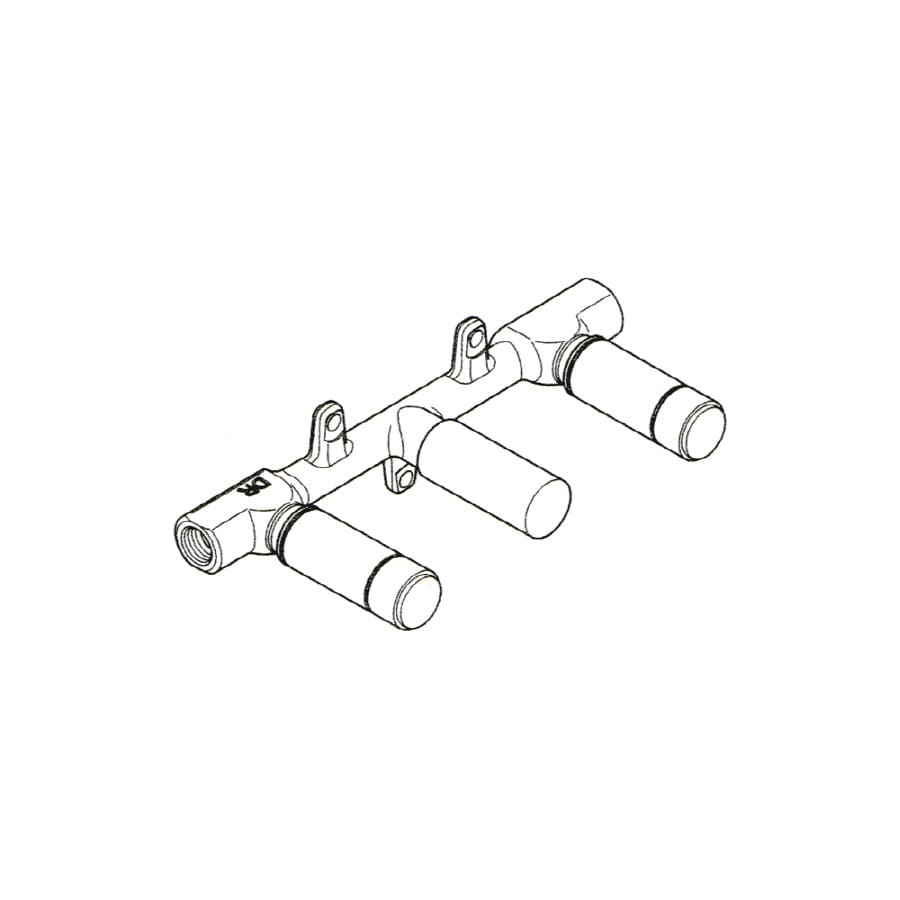 GROHE 1/2-in In-Line Connection