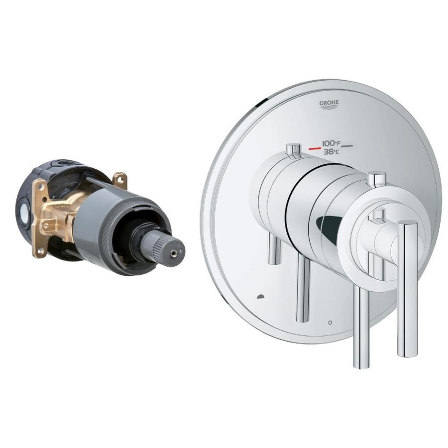 GROHE Chrome Tub/Shower Trim Kit or Repair Kit