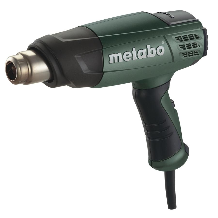 Metabo 2-Stage Variable Temp Heat Gun