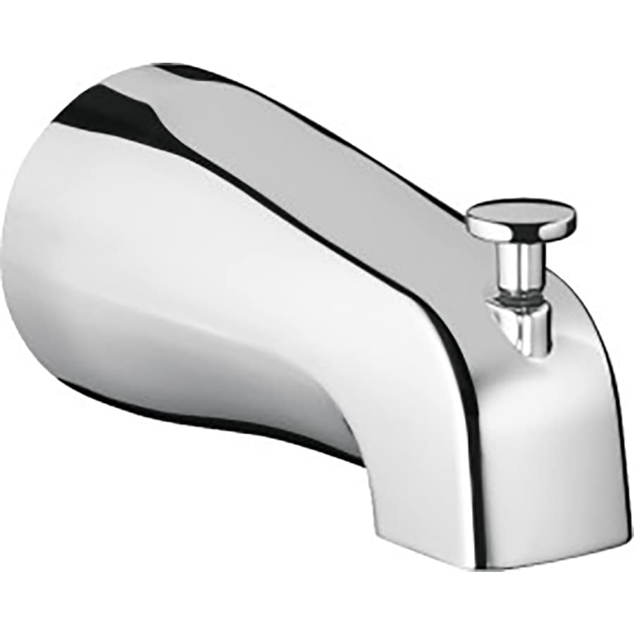 Hansgrohe Chrome Tub Spout with Diverter