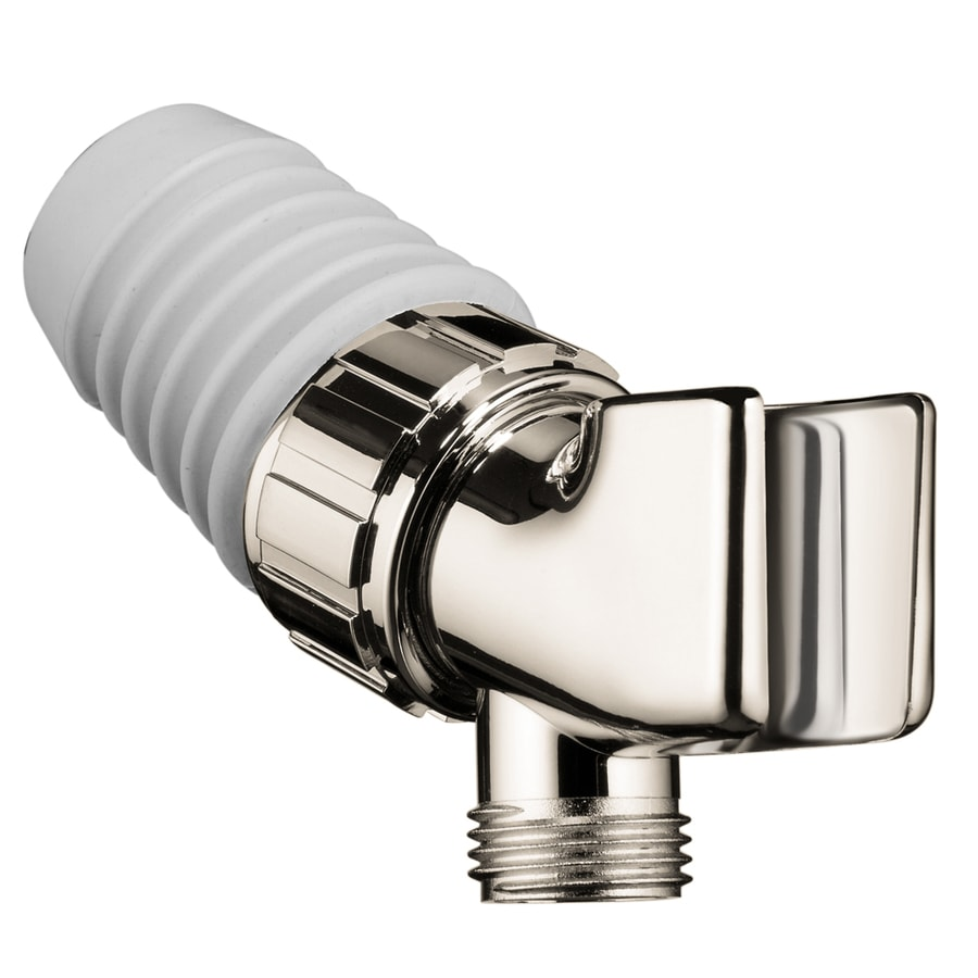 Hansgrohe Polished Nickel Shower Arm Mount