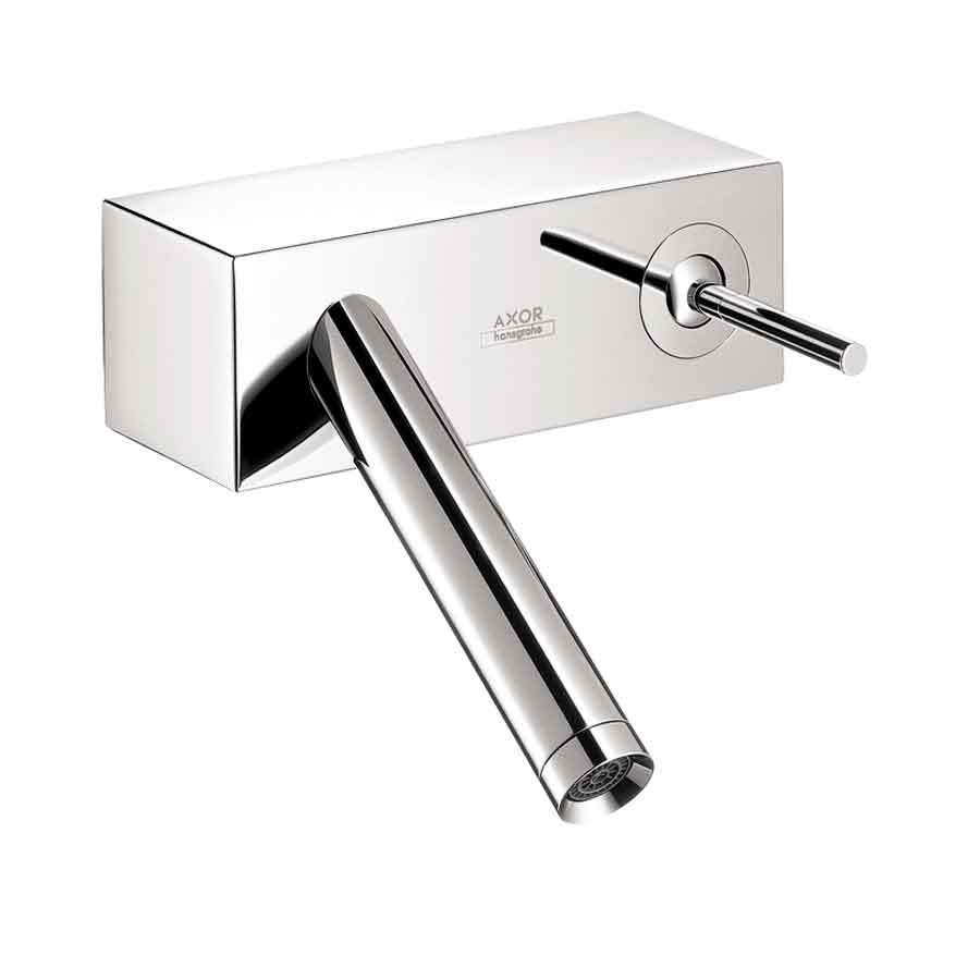 Hansgrohe Axor Starck x Chrome 1-Handle Single Hole WaterSense Bathroom Faucet (Drain Included)