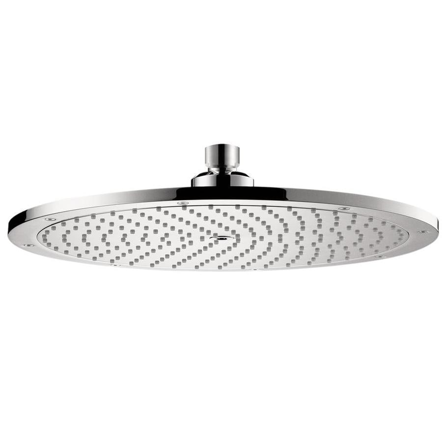 Hansgrohe HG 4-in 2.5-GPM (9.5-LPM) Chrome Rain Showerhead
