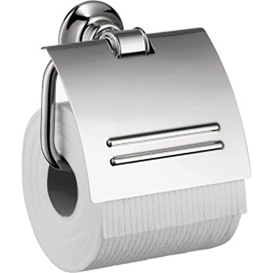 Hansgrohe Axor Montreux Chrome Surface Mount Toilet Paper Holder