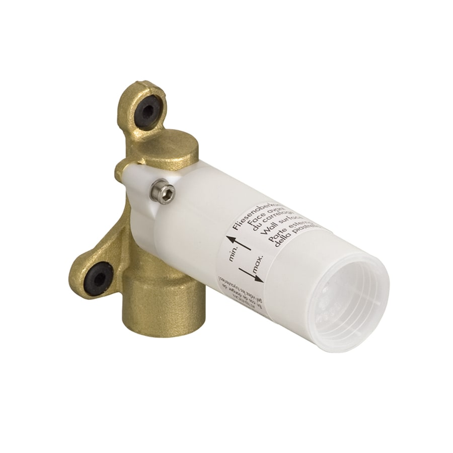Hansgrohe 1/2-in Brass Female In-Line Stop Valve