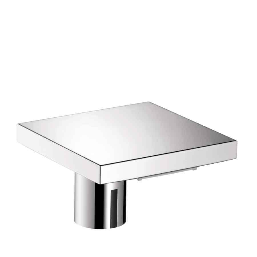 Hansgrohe Axor Starck x Chrome Touchless Single Hole WaterSense Bathroom Sink Faucet (Drain Included)