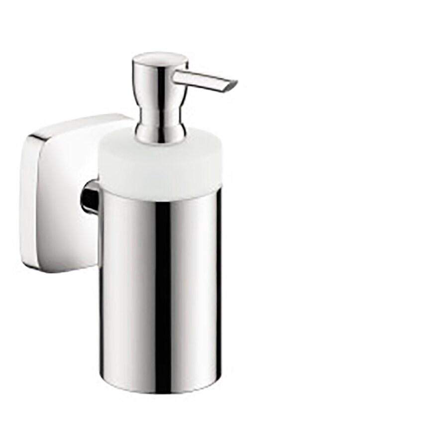 Hansgrohe Puravida Chrome Soap and Lotion Dispenser