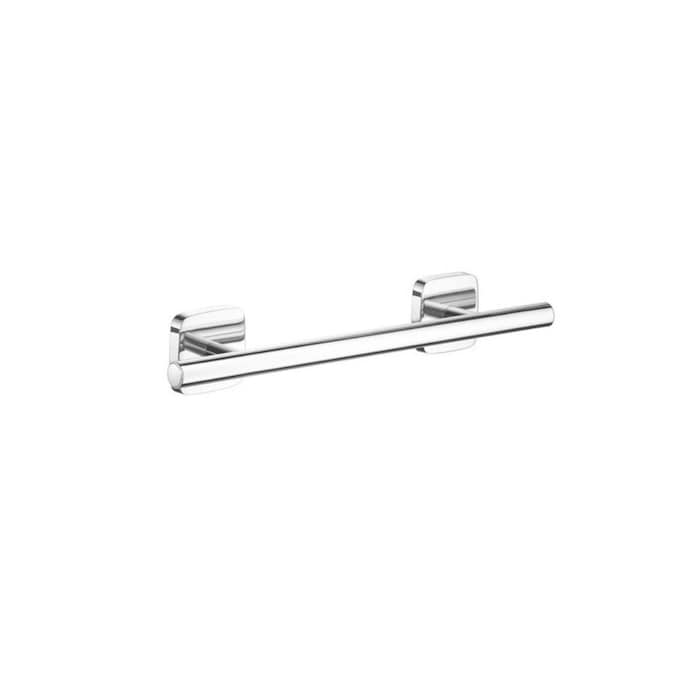 Hansgrohe Puravida 12 In Chrome Wall Mount Single Towel Bar In The Towel Bars Department At Lowes Com