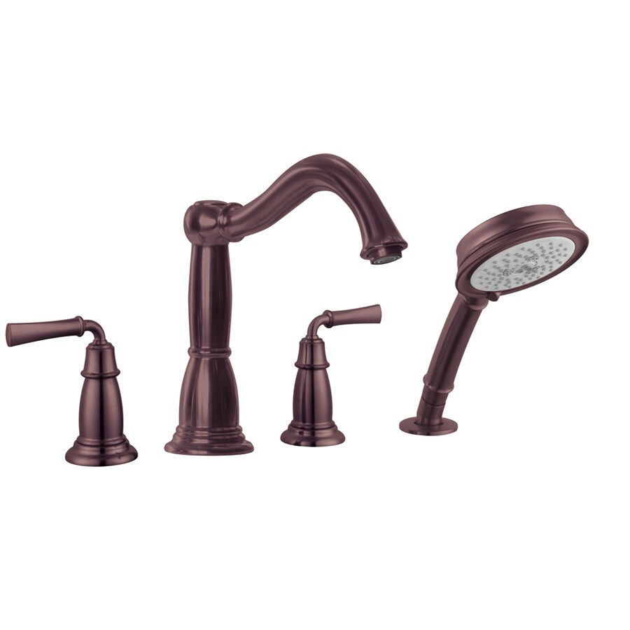Hansgrohe Tango C Oil Rubbed Bronze 2-Handle Fixed Deck Mount Tub Faucet