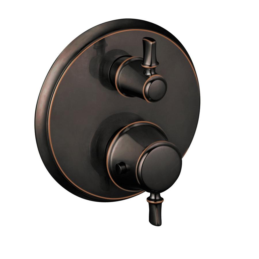 Hansgrohe Bronze Tub/Shower Trim Kit