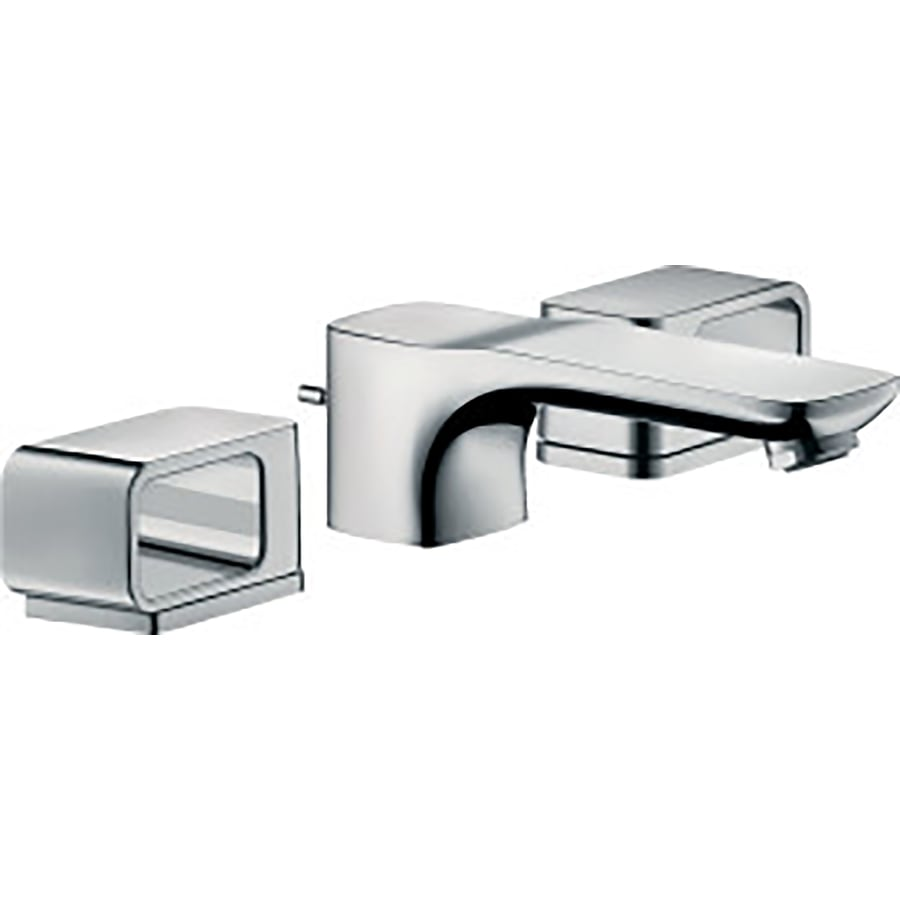 Hansgrohe Axor Urquiola Chrome 2-Handle Single Hole Bathroom Faucet (Drain Included)