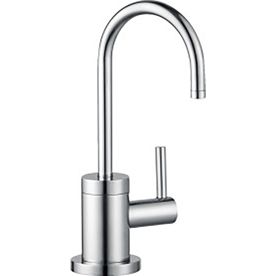 Hansgrohe HG Kitchen Chrome 1-Handle Bar and Prep Faucet