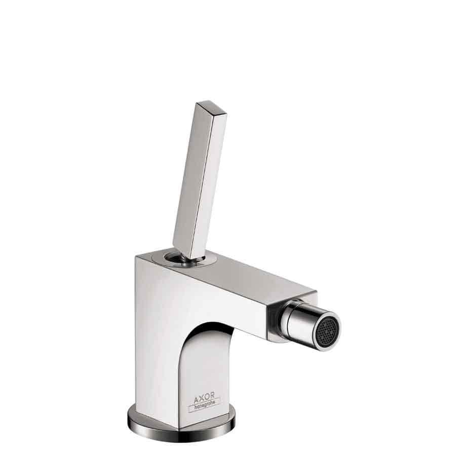 shop hansgrohe axor citterio chrome horizontal spray bidet faucet at. Black Bedroom Furniture Sets. Home Design Ideas