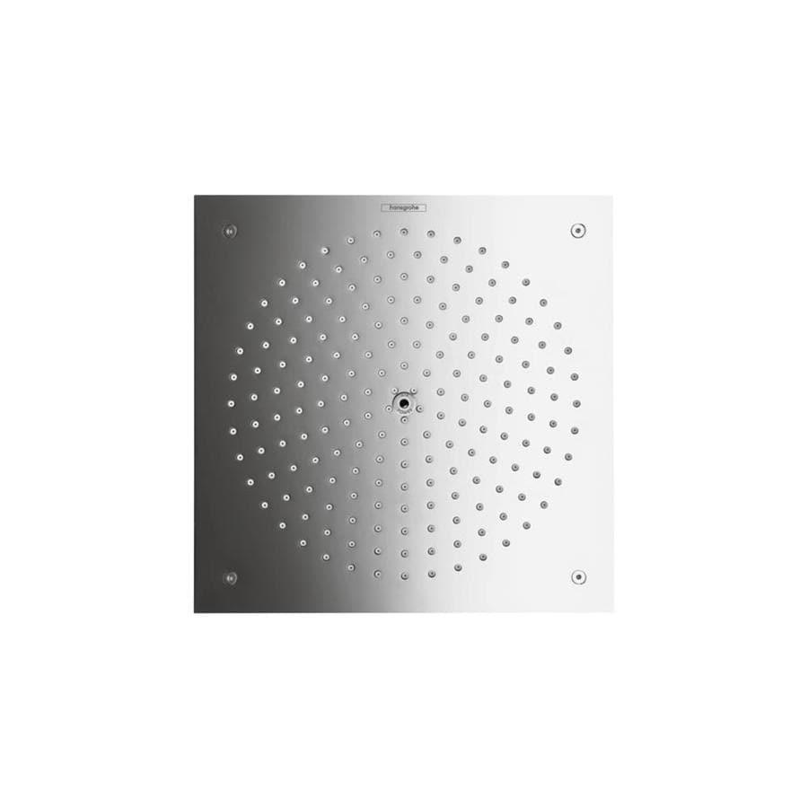 Hansgrohe Raindance 10.25-in 2.5-GPM (9.5-LPM) Chrome Rain Showerhead