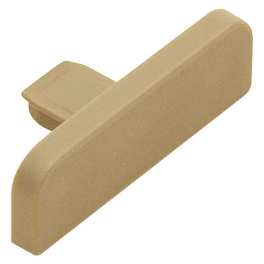 Schluter Systems Schluter Trep 0.406-in x 1.031-in Light Beige Unfinished PVC Stair Nosing